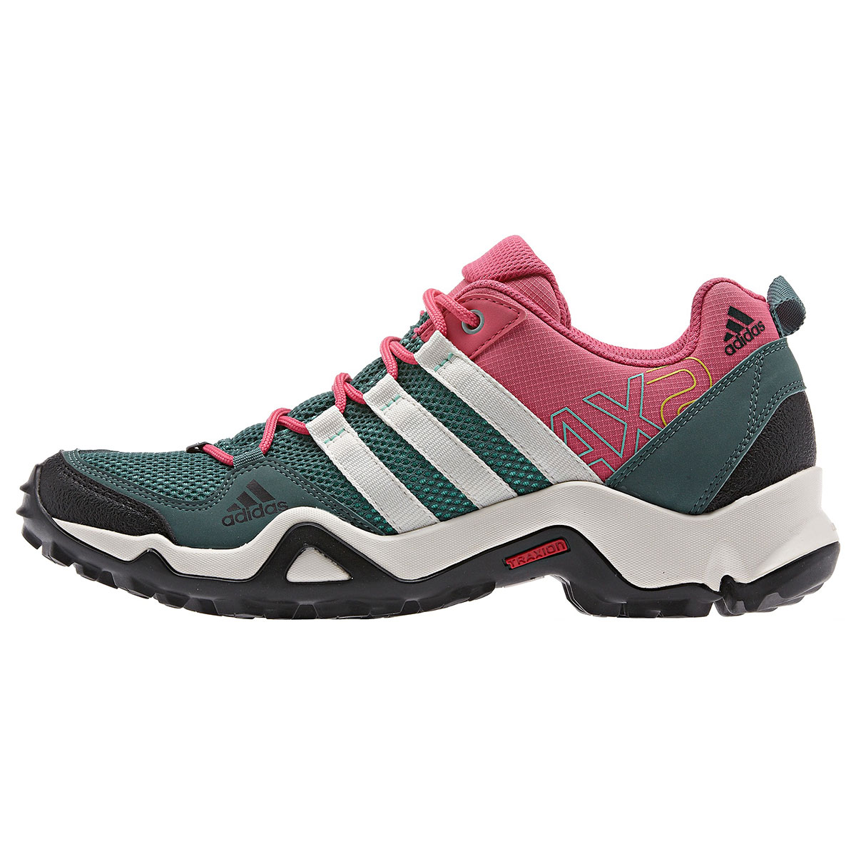 Adidas Verde Con Rosado