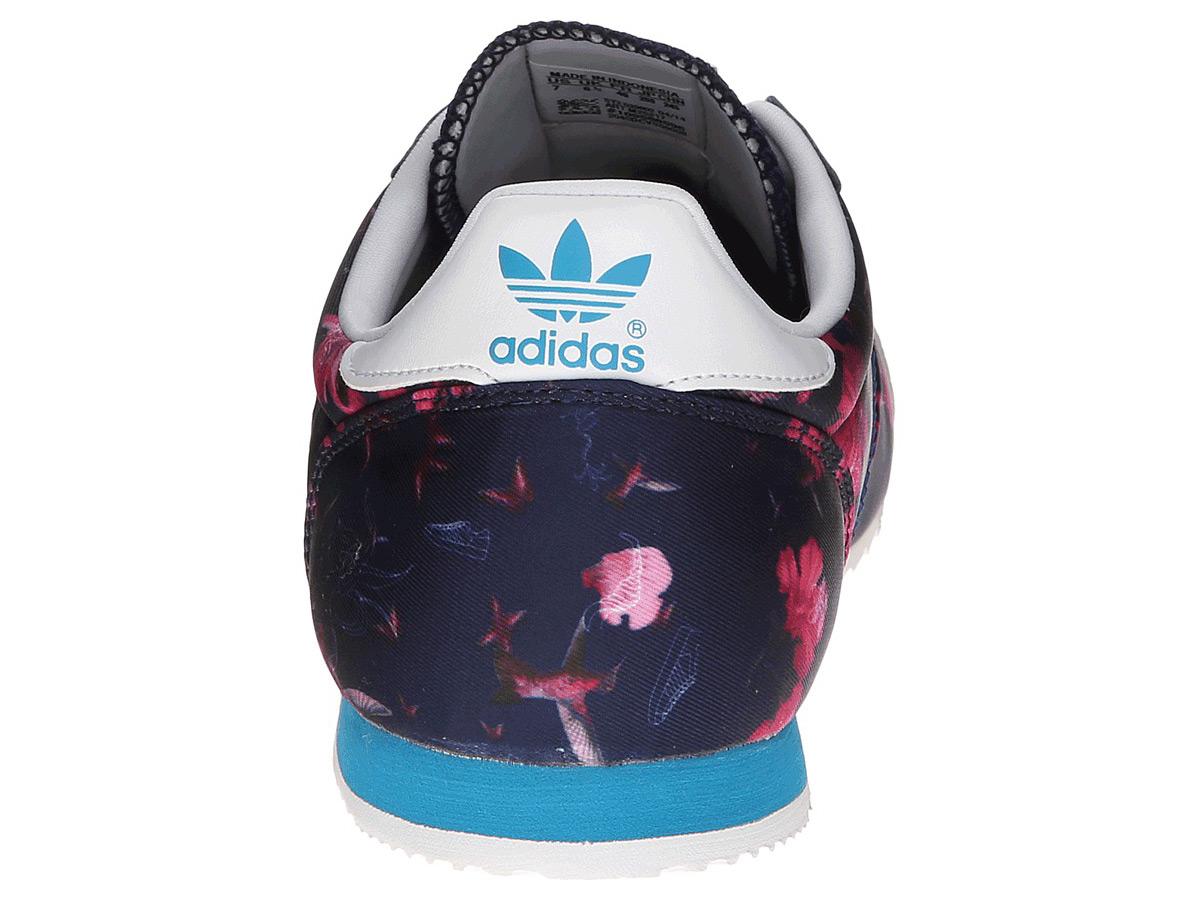zapatillas adidas dragon floral