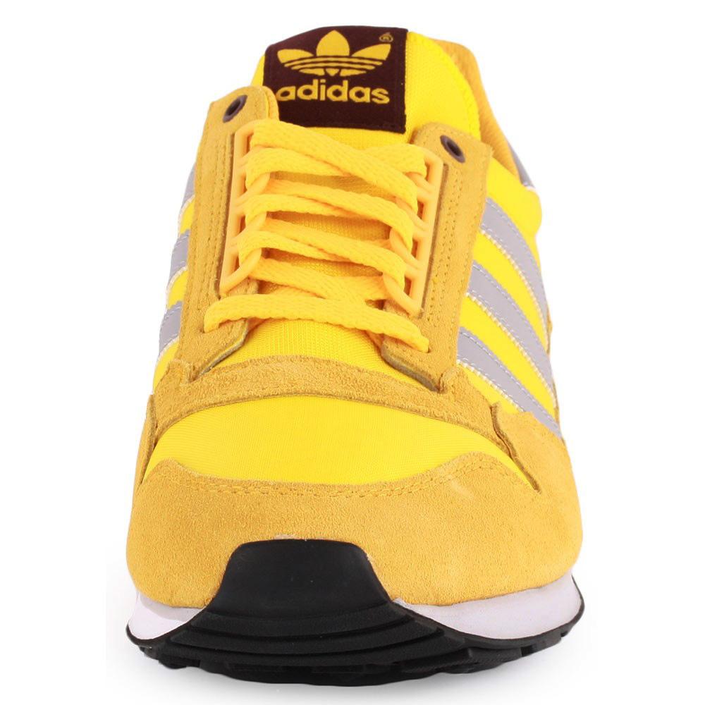 zapatillas adidas hombre amarilla