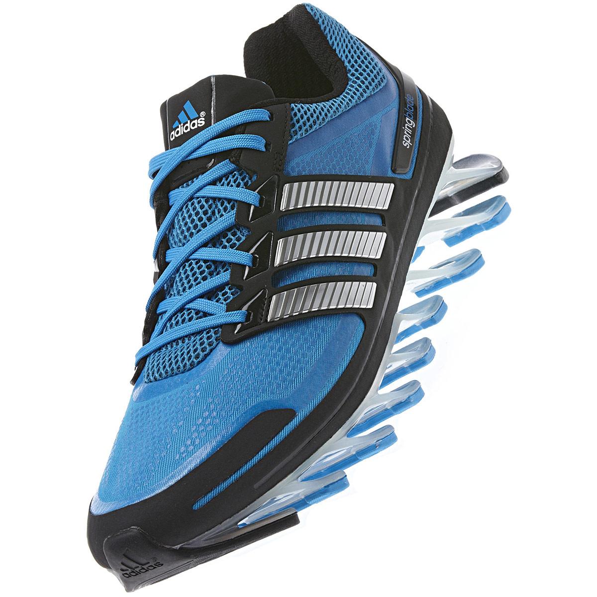 zapatillas adidas springblade azul