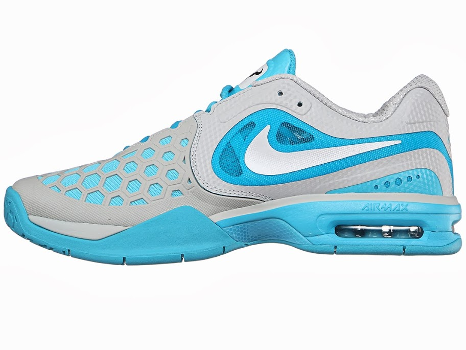 official photos c50c1 6f804 Nike Air Max Courtballistec 4.3 - Izquierda .