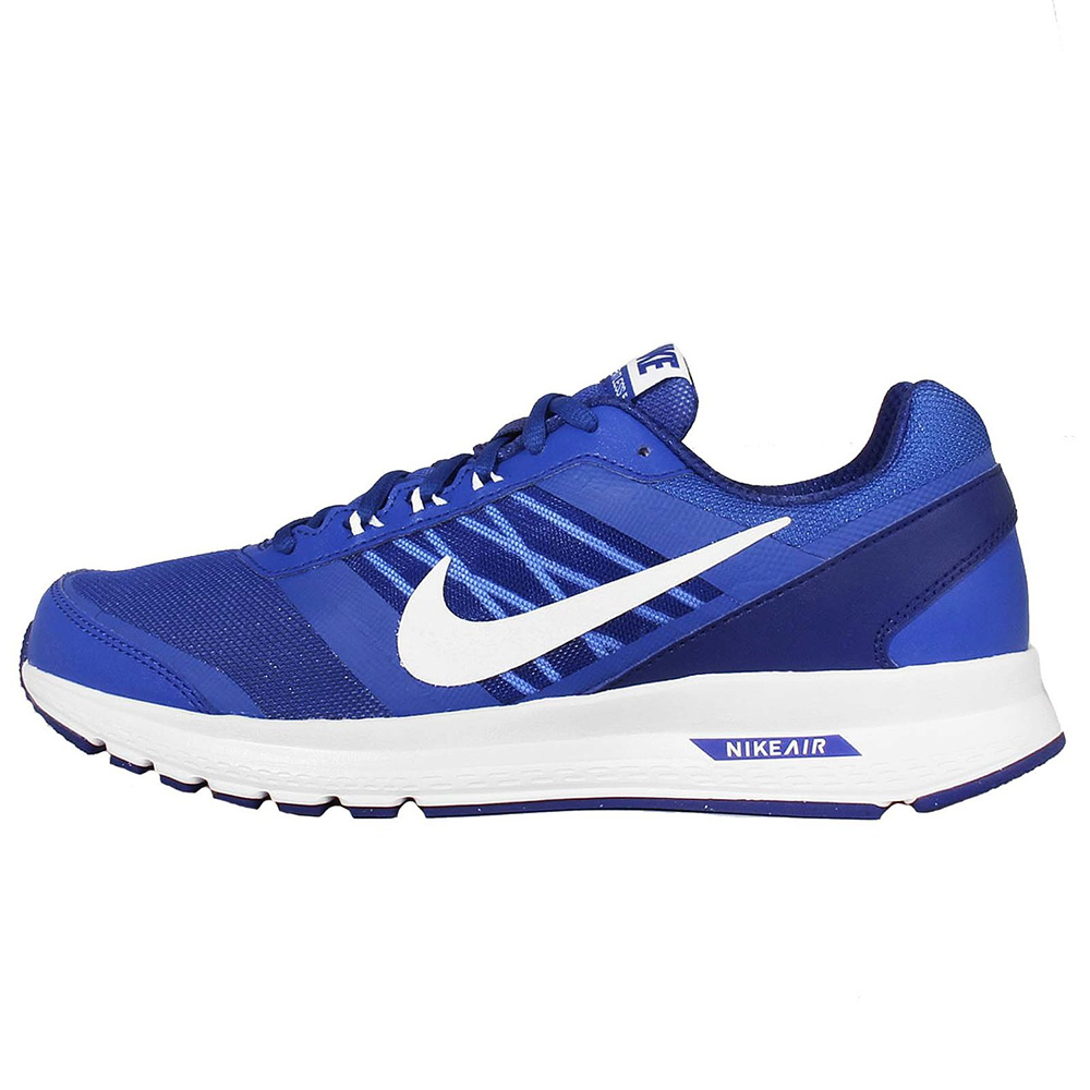 Nike Air Relentless 5 MSL - Zapatillas de Hombre - Azul
