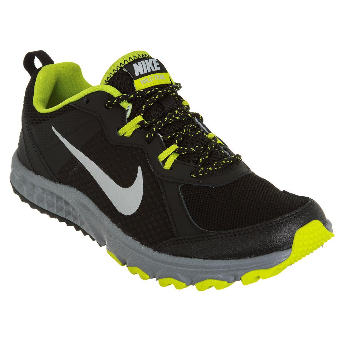 Nike Wild Trail - Hombre - Negro