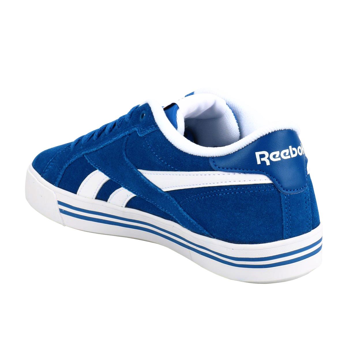 Reebok Azul Con Blanco