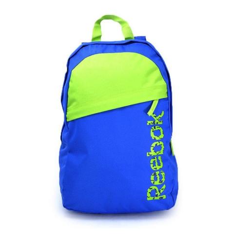 Mochila Reebok BTS Logo - Azul y Verde