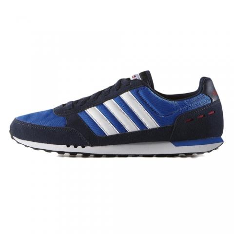 Zapatillas Adidas NEO City Racer - Hombre - Azul