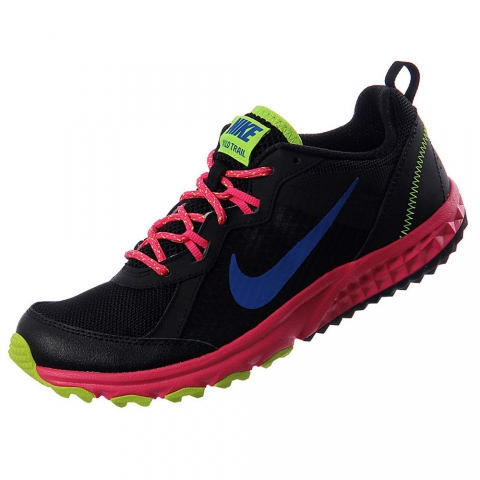 Zapatillas Nike Wild Trail - Mujer - Negro