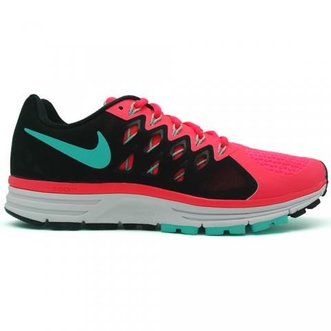 Zapatillas Nike Zoom Vomero 9 - Mujer - Fucsia y Negro