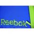 Mochila Reebok BTS Logo - Azul y Verde - Logo