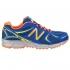 New Balance 490 V2 Trail Running - Hombre - Azul - Izquierda