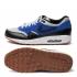 Zapatillas Nike Air Max 1 Essential - Hombre - Azul - Suela