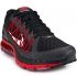 Nike Air Max Excellerate 3 - Zapatillas de Hombre - Negro - Diagonal