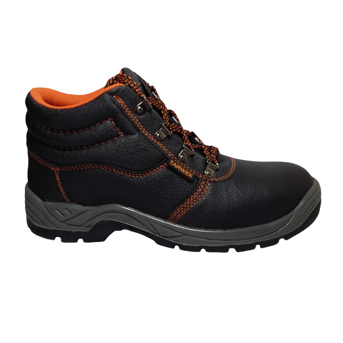 botas punta de acero seguridad industrial