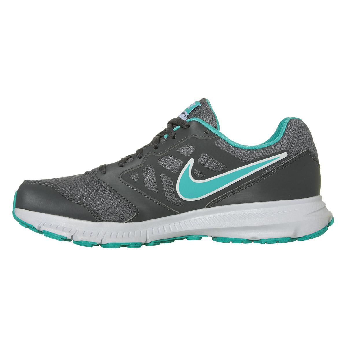 Zapatillas Nike Grises Y Verdes