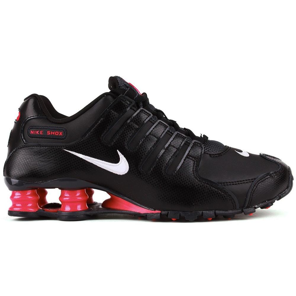 Zapatillas Nike Shox NZ EU - Mujer - Negro